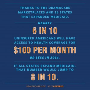 Obamacare Medicaid expansion