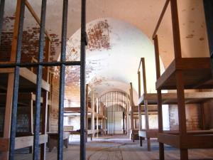 Prison Inside Fort Pulaski