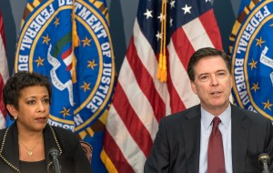 FBI Director Comey and Attorney General Lynch on San Bernardino Shootings