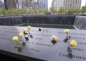 9/11 Memorial, Photo by Navy Lt. Jeffrey Prunera