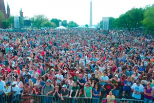 National Mall: power of the people isn't enough