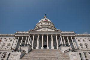 US Capitol building, east side, dome and steps. FEMA/Bill Koplitz - Location: Washington, DC.