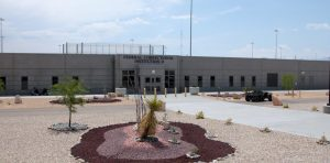 Black vote brings hope? FCI Victorville Medium II prison, California. Courtesy Federal Bureau of Prisons.