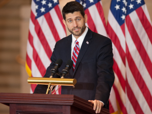 House Speaker Paul Ryan at 13th Amendment Celebration