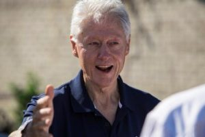 Bill Clinton. Do national leaders deserve respect? Christopher Mardorf /FEMA