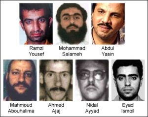 Torture is wrong? World Trade Center bombing terrorists. Courtesy FBI.