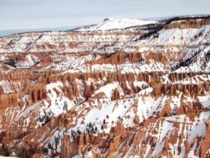 A better place or cold and heartless? Cedar Breaks amphitheater. NPS Photo.