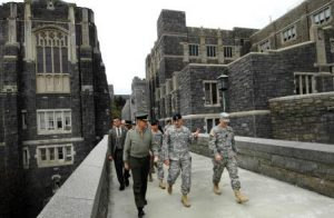 Not free college for all: cadets at West Point.  Defense Dept. photo by USAF Staff Sgt. D. Myles Cullen.