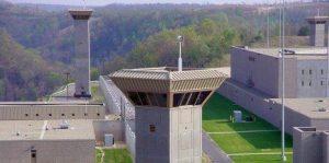 USP Big Sandy. Courtesy Federal Bureau of Prisons.