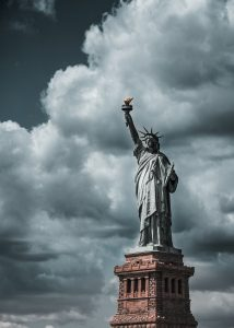 Statue of Liberty. Photo by Julius Drost.