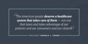 Donald Trump health care quote