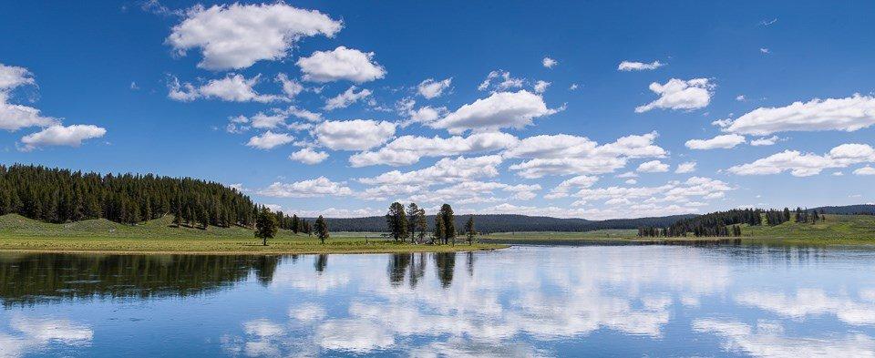 Yellowstone river. NPS/Neal Herbert.